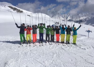 Skiweekend - 2